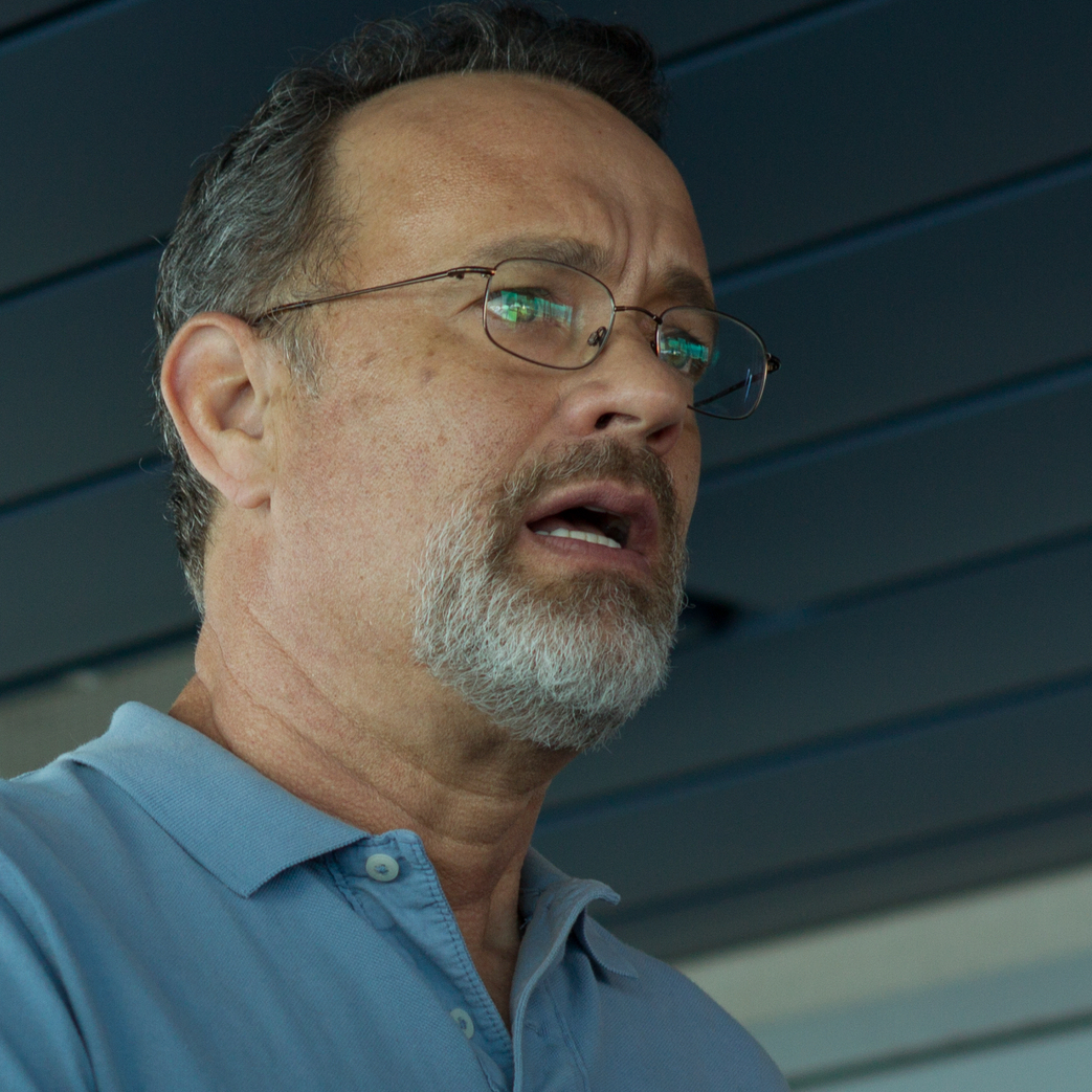 In this intriguing and action-filled film, Tom Hanks plays real-life Captain Richard Phillips, whose ship, the Maersk Alabama, was overtaken by Somali pirates in 2009.