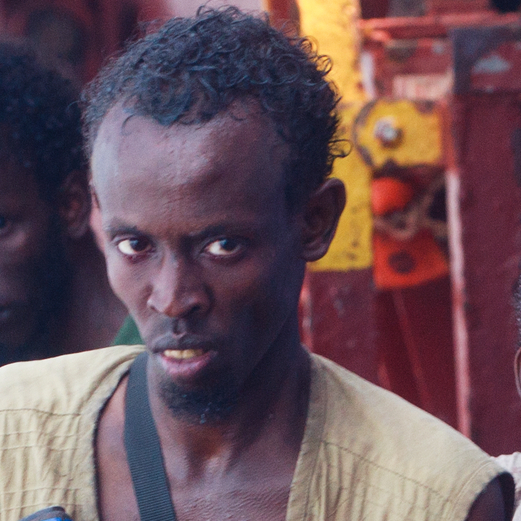 Greengrass says it was important to him to find young Somali actors to play the part of the pirates. He held auditions in Minneapolis --�� where there is a large Somali community �-- and hundreds of actors showed up.