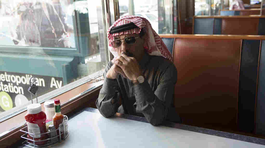 Omar Souleyman's new album, Wenu Wenu, comes out Oct. 22.