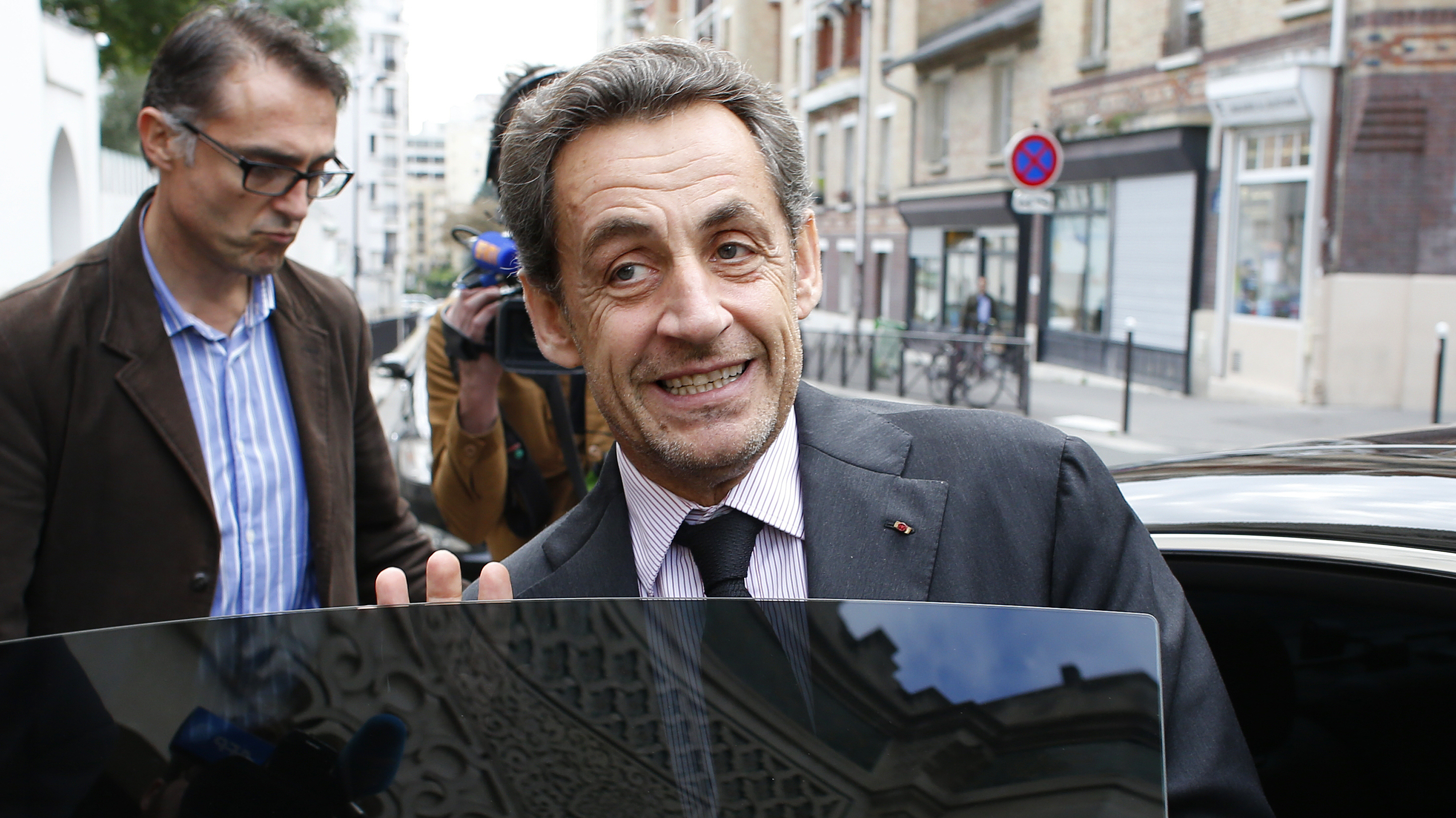 Former French Leader Sarkozy Is Cleared In Corruption Case