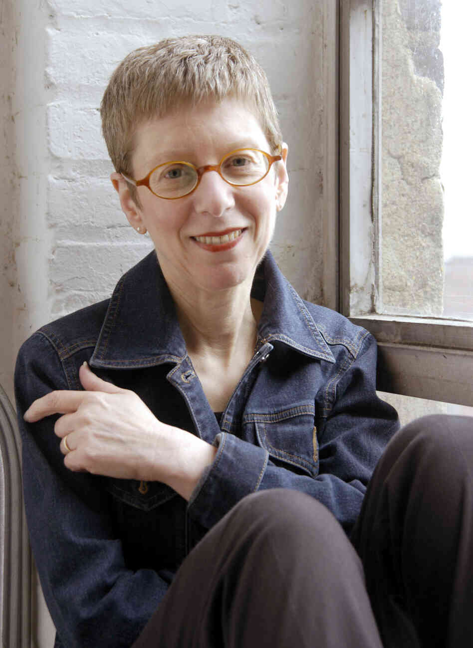 Terry Gross, host of Fresh Air from WHYY
