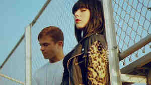 Bitter Rivals is Sleigh Bells' third studio album.
