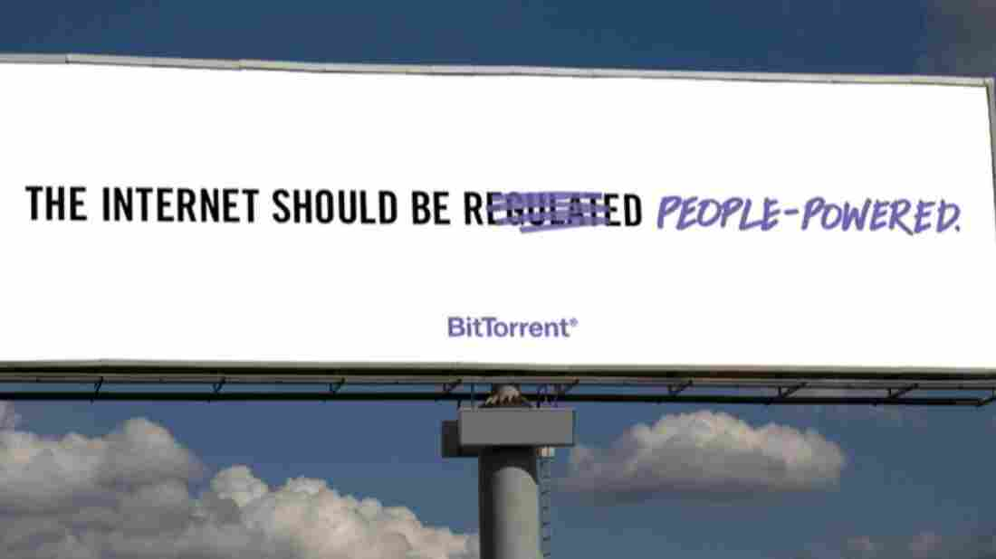 BitTorrent says its core values are user privacy and control and a decentralized, accessible Web.