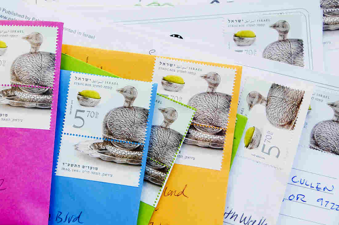 In Israel, the price of sending mail overseas has dropped recently.