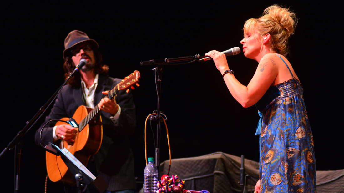 Over The Rhine On Mountain Stage