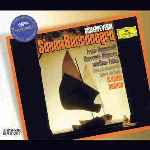 Verdi's Simon Boccanegra