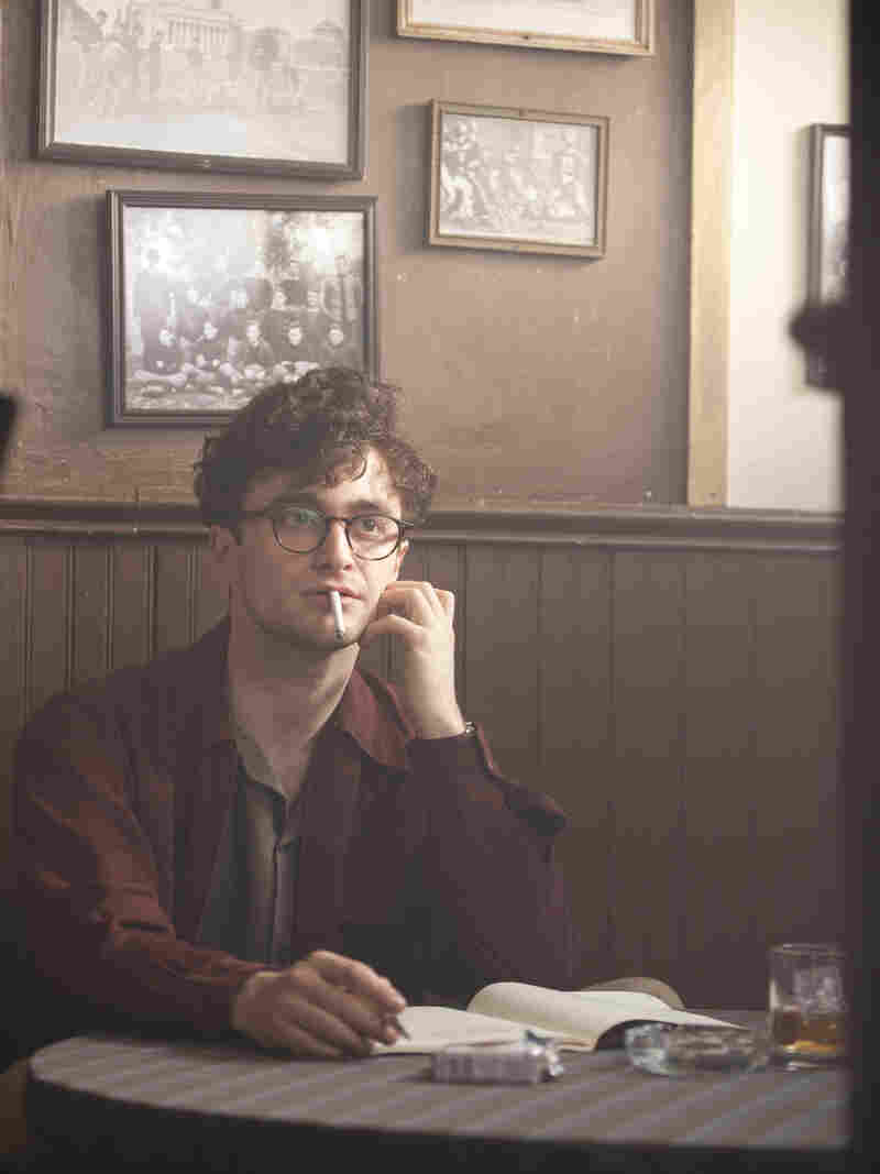 Radcliffe plays Allen Ginsberg in the new film Kill Your Darlings, about Ginsberg's friendship with Jack Kerouac — and his entanglement with literary provocateur Lucien Carr.