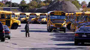Boston School Bus Drivers Back Behind The Wheel After Strike