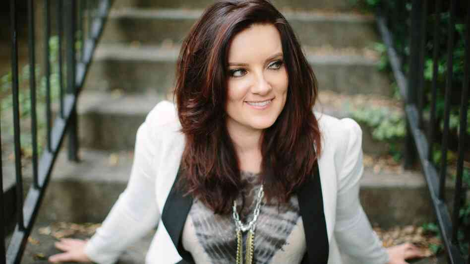 Brandy Clark's new album, 12 Stories, comes out Oct. 22.