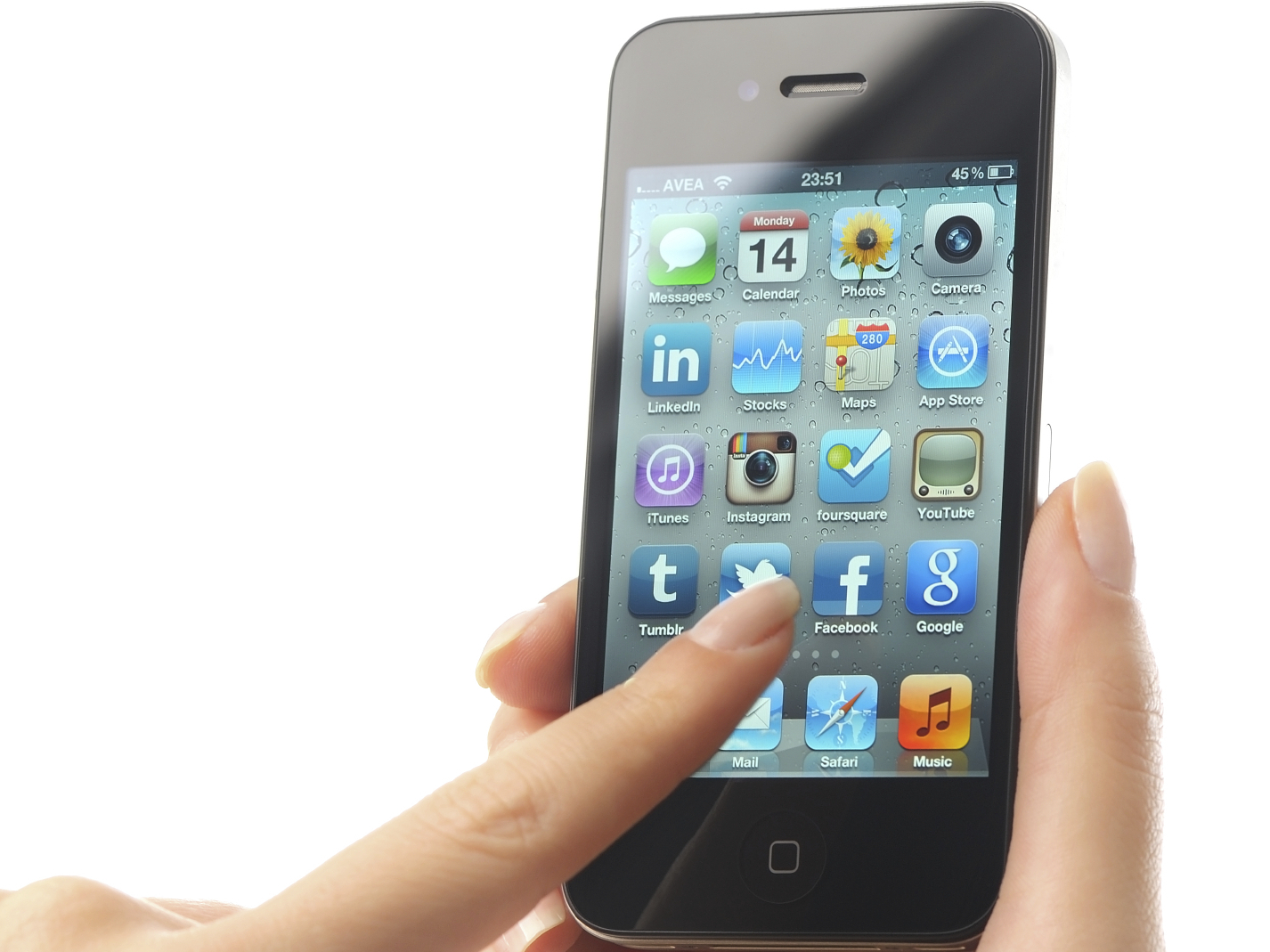 New Numbers Back Up Our Obsession With Phones