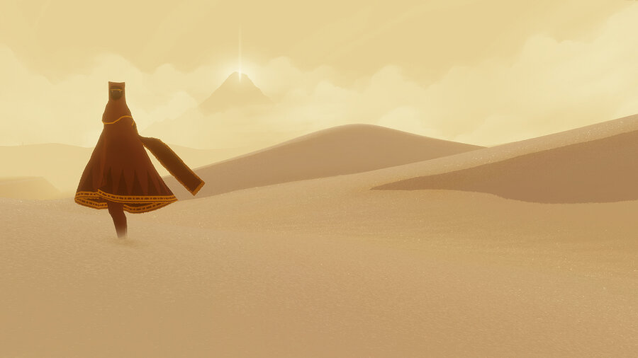 Journey Game Screenshots a Screenshot From Journey