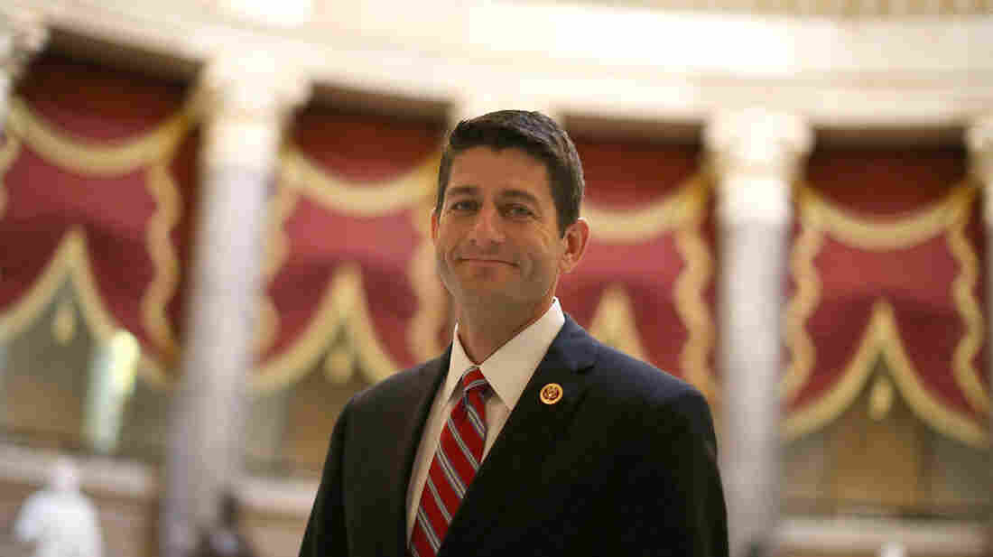 Rep. Paul Ryan, R-Wis., offered a path forward in the fiscal stalemate, but Tea Party hard-liners weren't impressed.