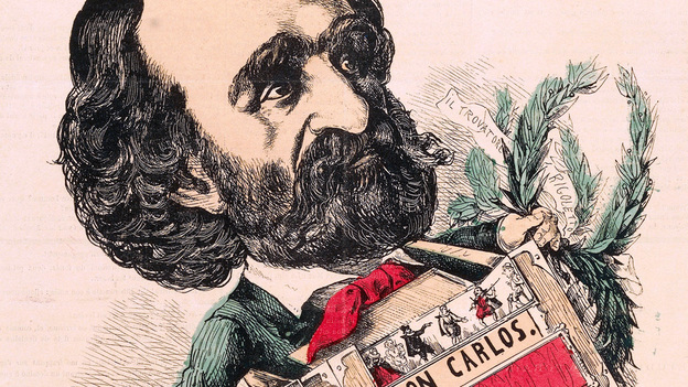 Don't be caught fishing for facts about Verdi on the bicentennial of his birth. (Getty Images/DeAgostini)