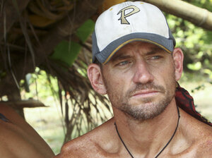 Brad Culpepper heads up a group of bro-dudes with little patience for women on this season's Survivor.