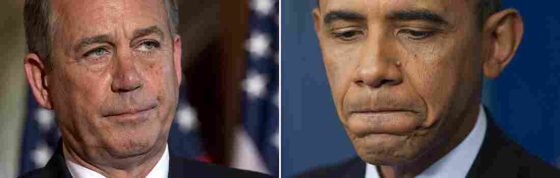 House Speaker John Boehner and President Obama have been at odds through the latest fiscal battle.