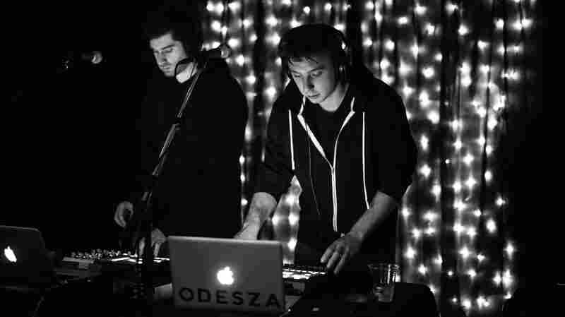 ODESZA performs live on KEXP.