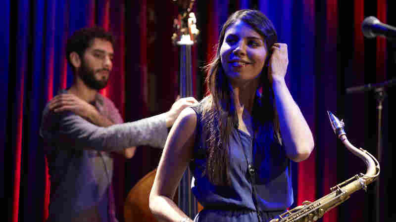 Melissa Aldana Crash Trio: Live At Berklee