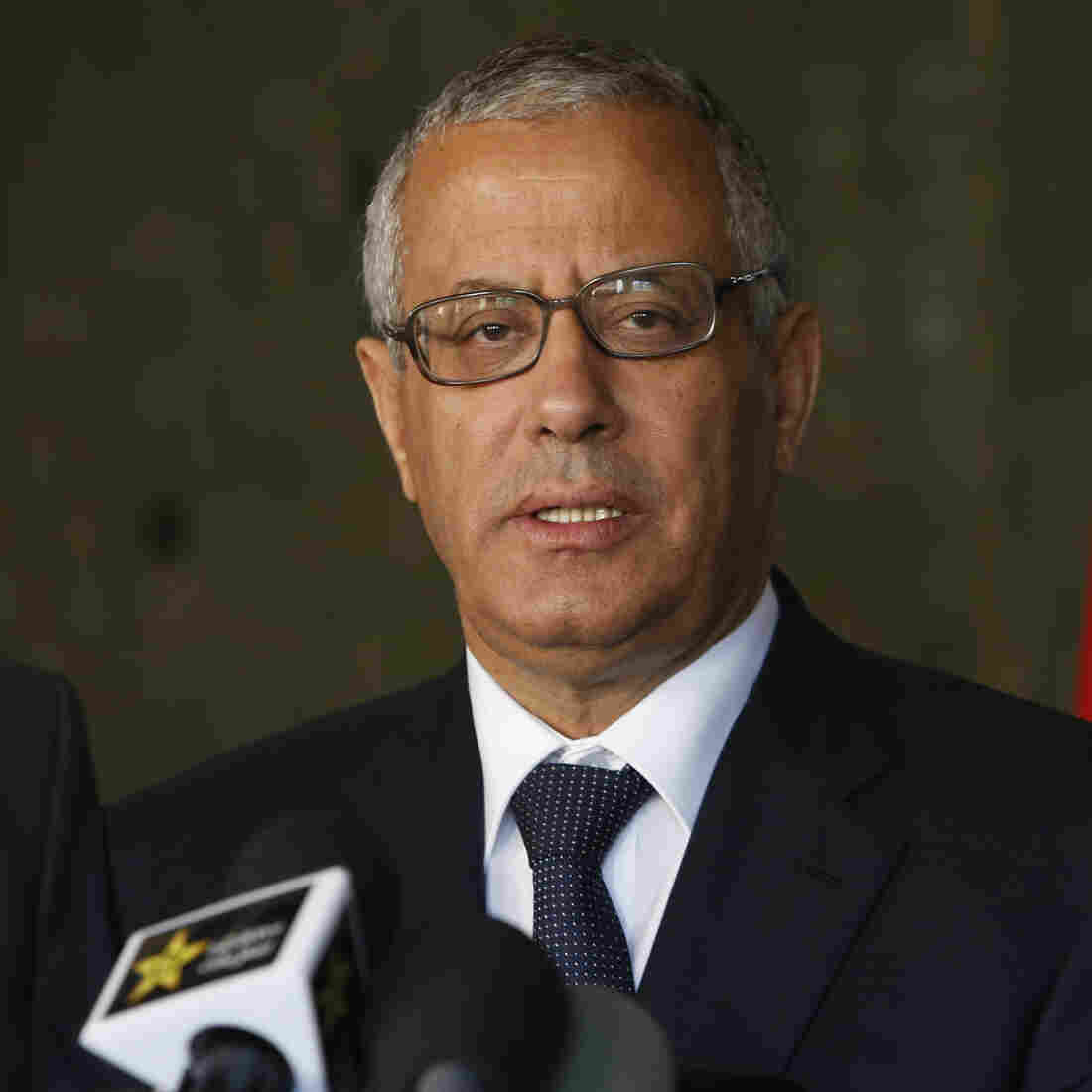 Libyan PM Freed After Being Held For Hours By Gunmen