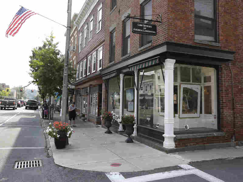 Local chamber of commerce leaders are frustrated with D.C. and fear that Main Streets like this one in Catskill, N.Y., will suffer economic fallout from the unending bickering.