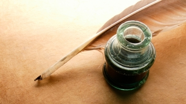 Quill pen and ink (iStockphoto.com)