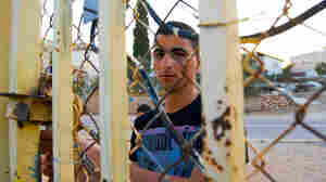 A Decade On, A Boy, A Ball And A West Bank Wall