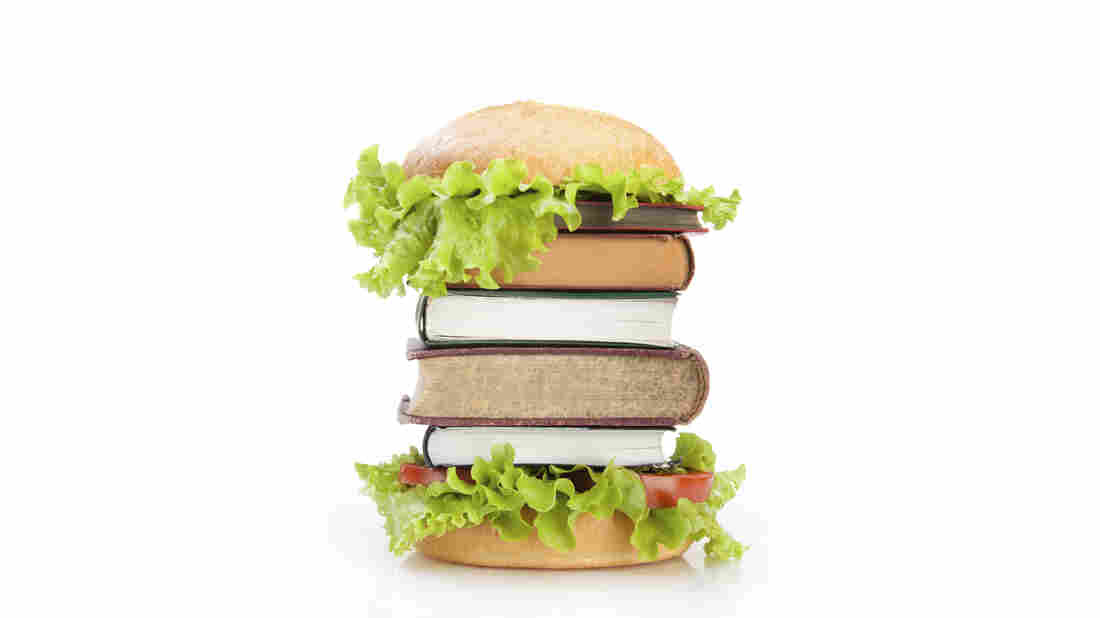 Would you like books with your burger?