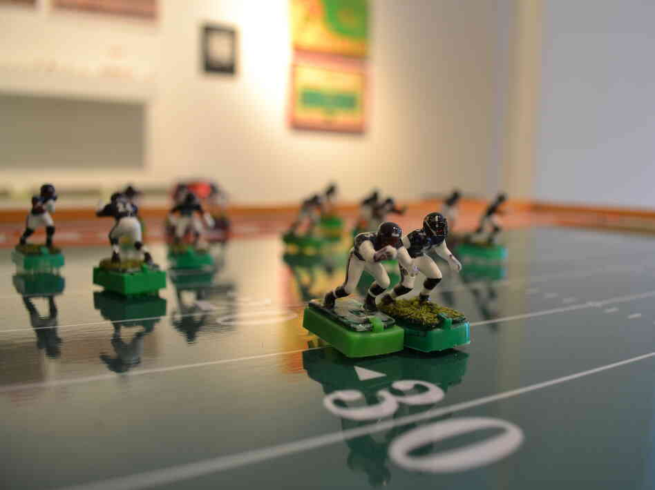 Electric football survi