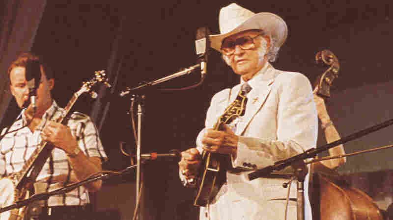 Bill Monroe On Mountain Stage