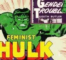 Feminist Hulk's Twitter icon