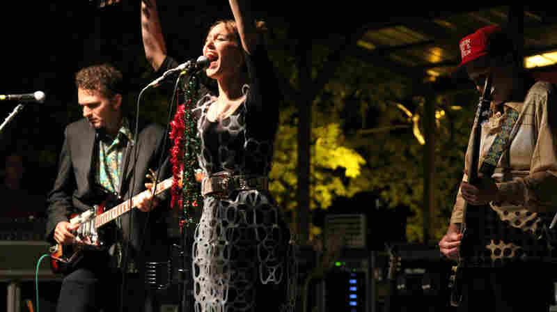 Luella & The Sun, Live At The Philly Folk Festival