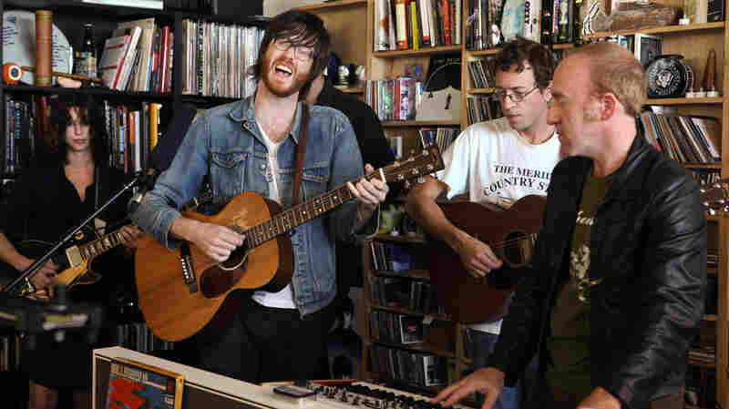 Okkervil River: Tiny Desk Concert