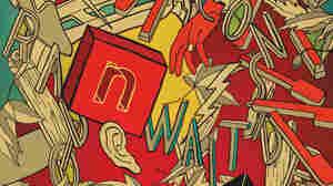 Rich Tu's art for the 2014 NPR Wall Calendar.