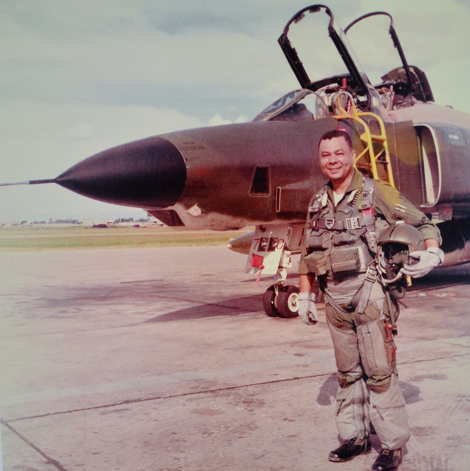 Maj. Ronald McQueen, United States Air Force