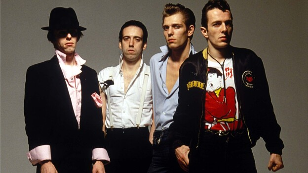 The Clash. (Courtesy of the artist)