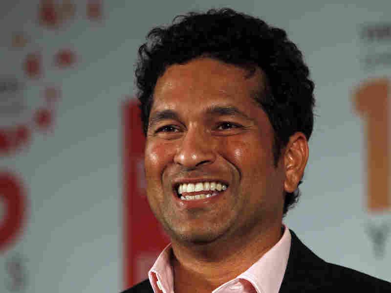 Sachin Tendulkar announced his plan to retire from cricket on Thursday.