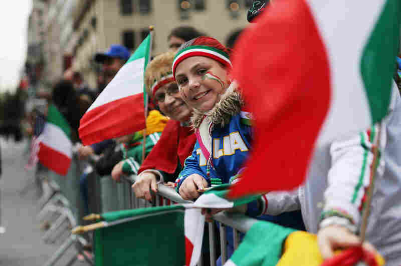 In New York City, the annual Columbus Day parade is a celebration of Italian-American heritage.