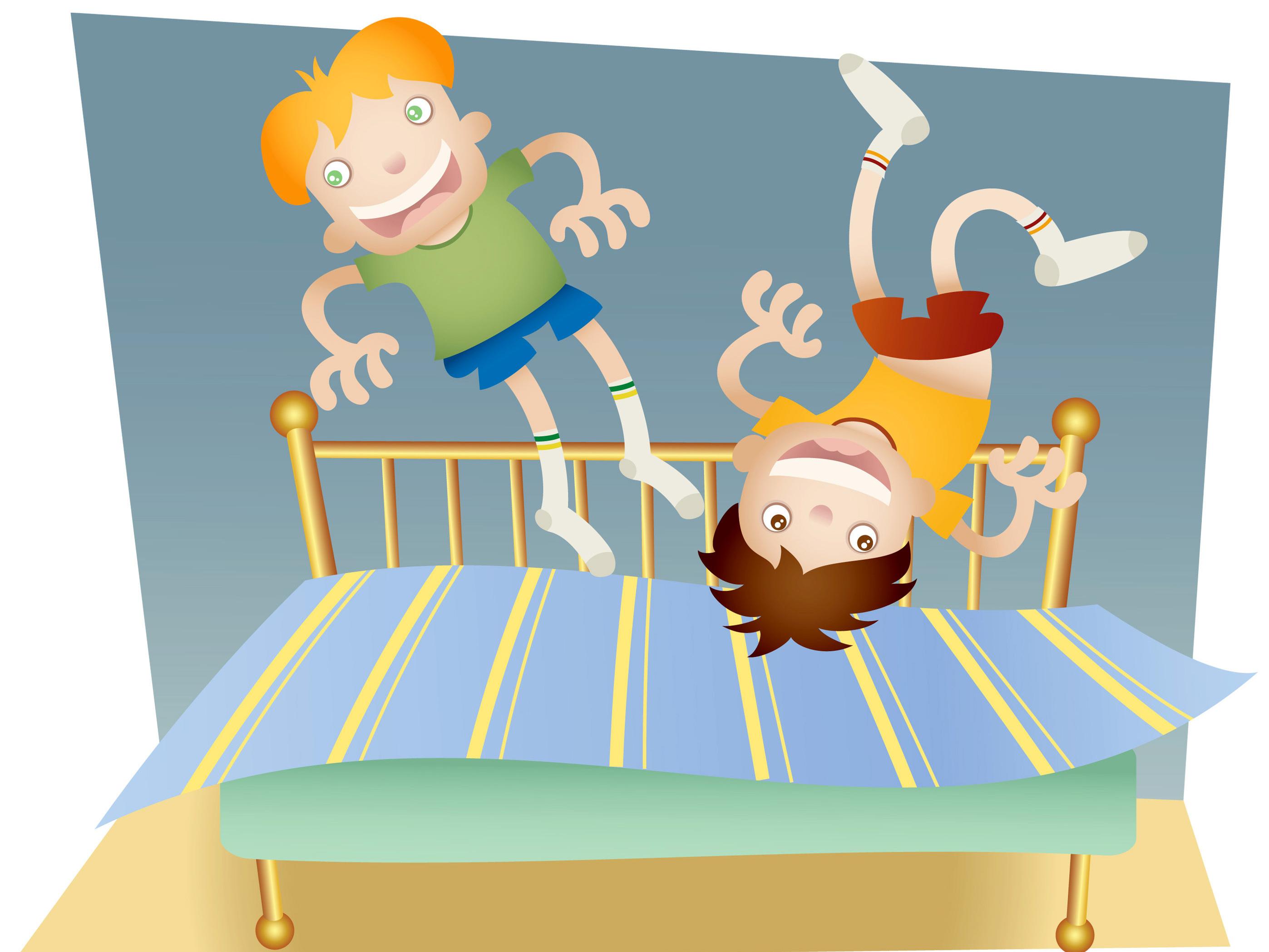 Random Bedtimes Breed Bad Behavior In Kids