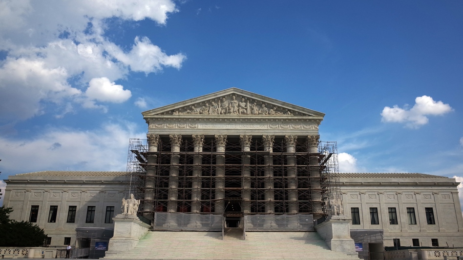 The Supreme Court will hear arguments in two cases on Wednesday: Kansas v. Cheever and Kaley v. United States. (AFP/Getty Images)