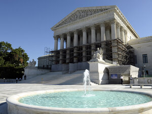 The Supreme Court is expected to take up the case on the greenhouse gas permits for lar