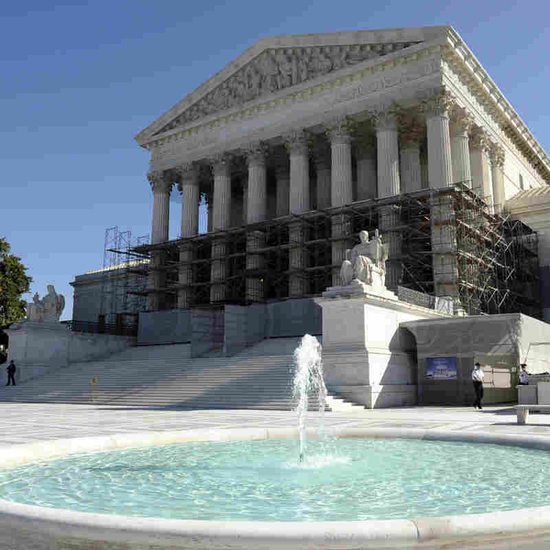 Supreme Court To Weigh EPA Permits For Power Plant Emissions