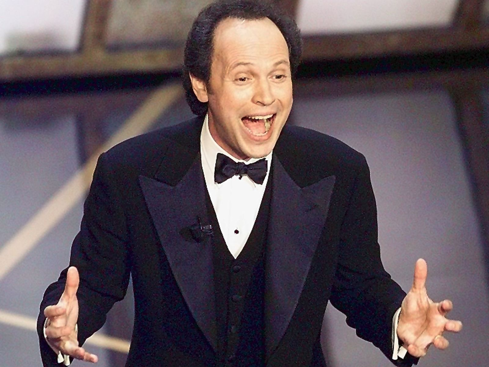 Billy Crystal Finds Fun In Growing Old (But Still Can't Find His Keys)