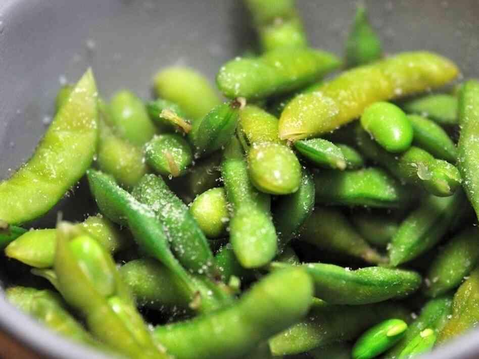 An Arkansas company is trying to cash in on an edamame boom in the U.S.