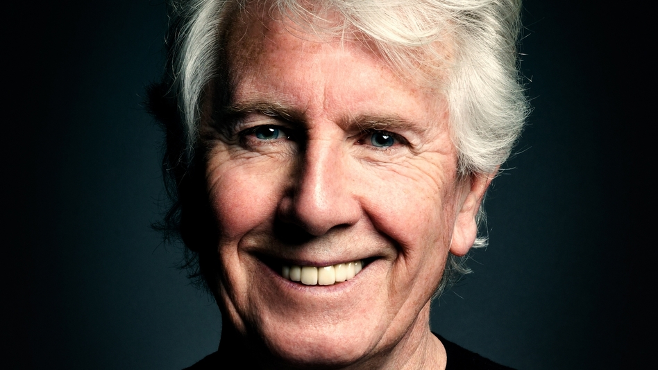 Graham Nash has been inducted into the Rock and Roll Hall of Fame twice — once in 1997 as a member of Crosby, Stills & Nash, and once in 2010 as a member of The Hollies. (Courtesy of Crown Archetype)