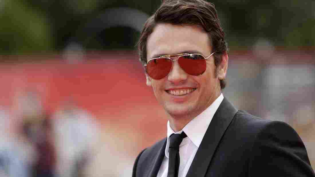 James Franco has big plans, always.