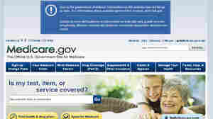 Medicare Begins Open Enrollment, With An Online Caveat