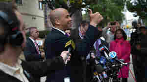 In Special Election, Cory Booker Wins N.J. Senate Seat
