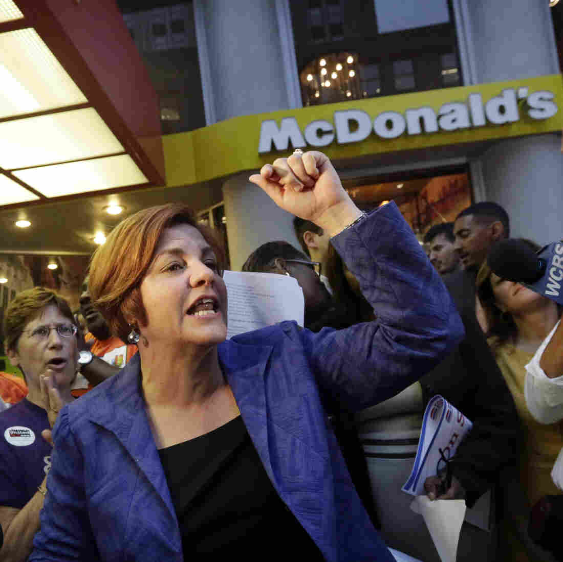 Why U.S. Taxpayers Pay $7 Billion A Year To Help Fast-Food Workers