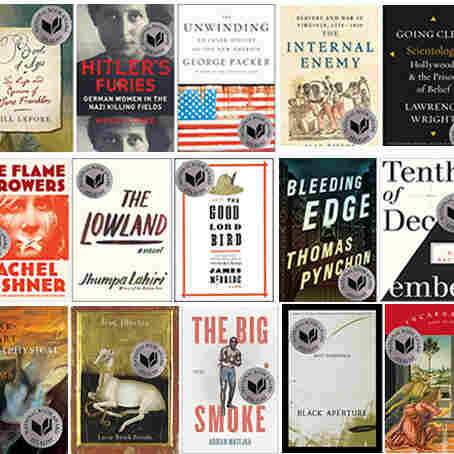 Get To Know The Works Shortlisted For The National Book Awards
