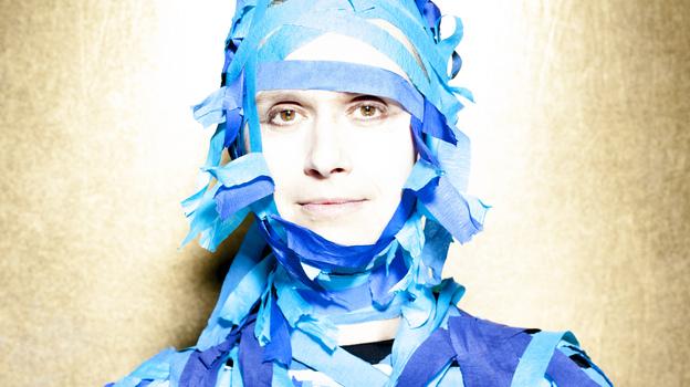 Argentine musician Juana Molina. (courtesy of the artist)