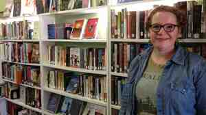 Rachel Reynolds Luster became the Myrtle, Mo., librarian four months ago. The town rests in the rural Ozarks, about 5 miles north of the Arkansas state line. The nearest major bookstore is two hours away.